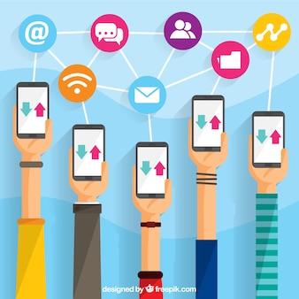 Cobertura para teléfonos móviles