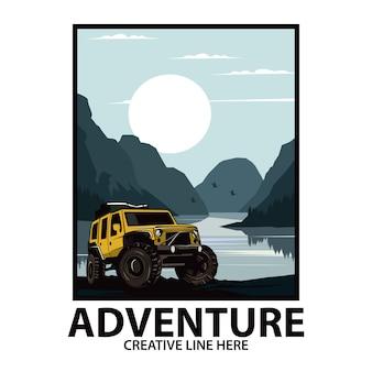Coche de aventura