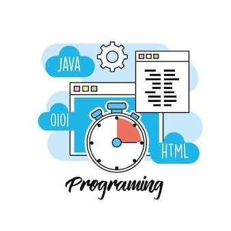 Código del sistema de programación de información tecnológica