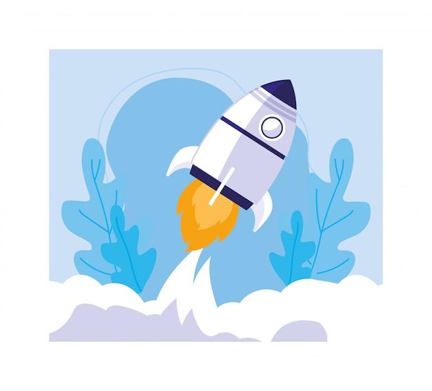 Cohete volador, el éxito del negocio