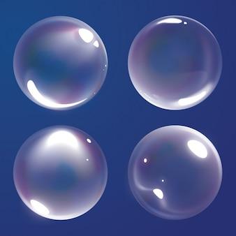 Colección de burbujas