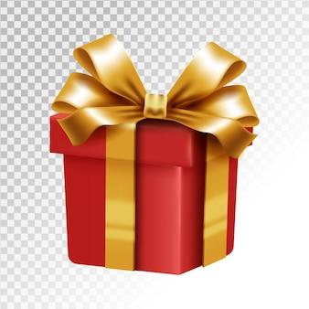 Colección de cajas de regalo 3d