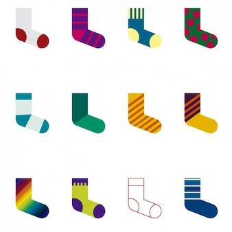 Colección de calcetines