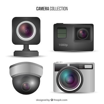 Colección de cámara realista