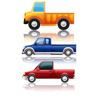 Colección de camionetas