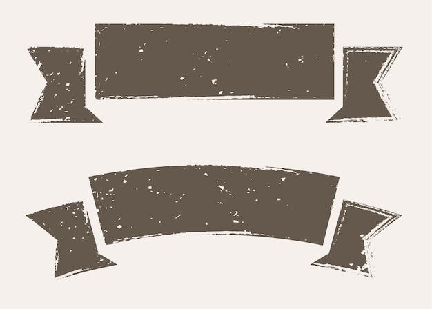 Colección de cintas retro