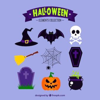 Colección clásica de halloween