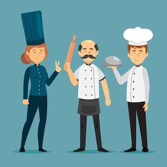 Colección de cocinero