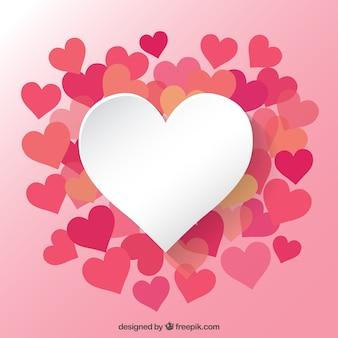 Colección de corazones