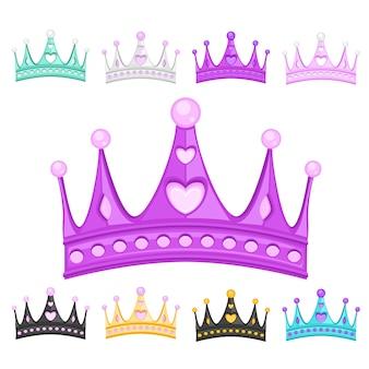Colección de coronas