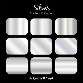 Colección degradado plata