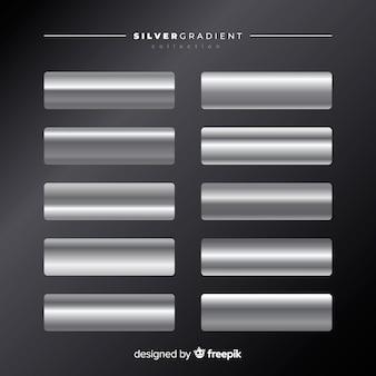 Colección degradados plata