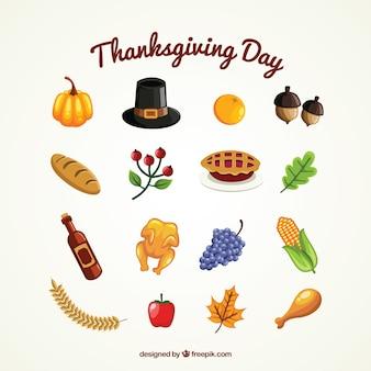 Colección del día de acción de gracias