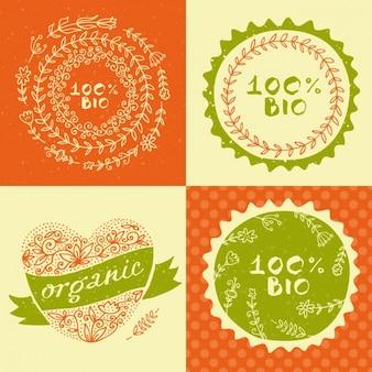 Colección de diseños eco