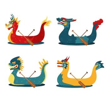 Colección dragon boat