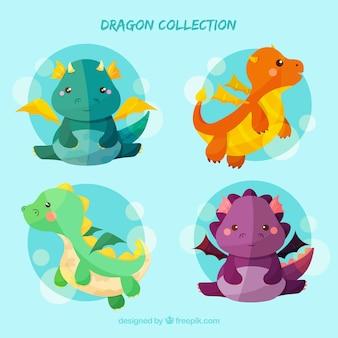 Colección de dragones