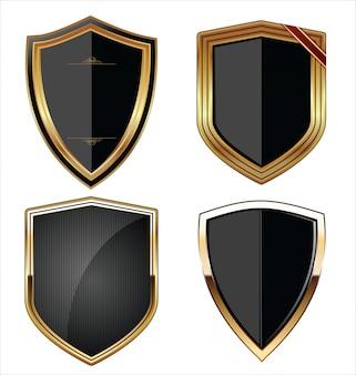 Colección de escudos