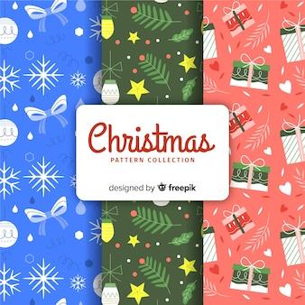 Colección estampado navidad
