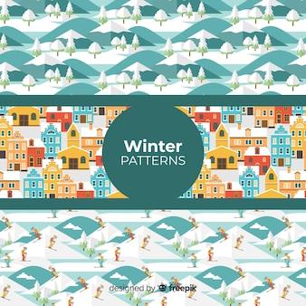 Colección estampados de invierno