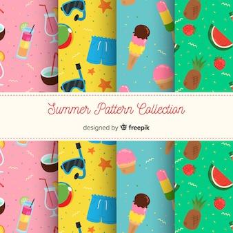 Colección de estampados de verano