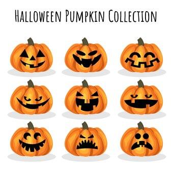Colección halloween pumpkin.