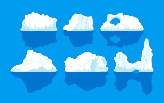 Colección iceberg