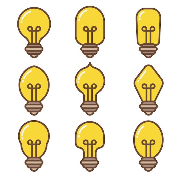 Colección light bulb