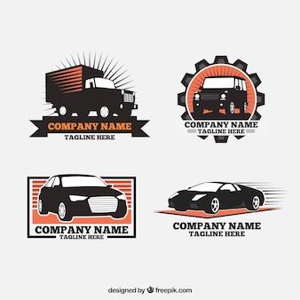Colección de logos de coche