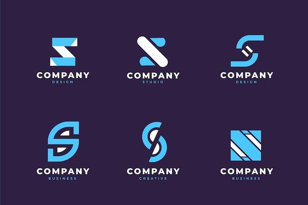 Colección de logotipos s