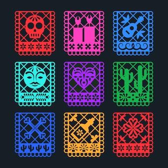 Colección mexicana del empavesado