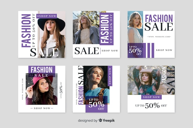 Colección de moda disponible con ofertas especiales.