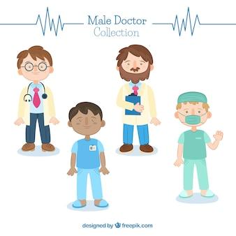 Colección moderna de doctores