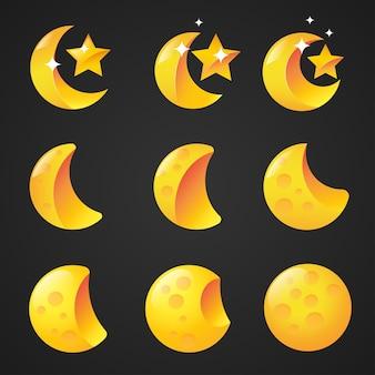 Colección moon