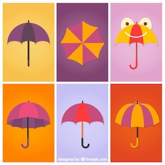 Colección paraguas