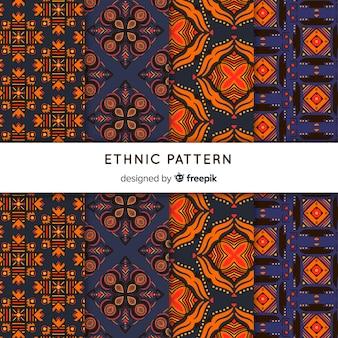 Colección patrones étnicos