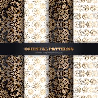 Colección de patrones sin fisuras
