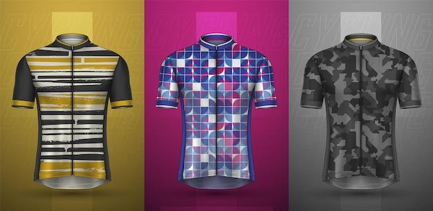 Colección premium de maillot de ciclismo
