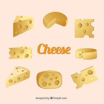 Colección de queso