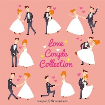 Colección de recién casados