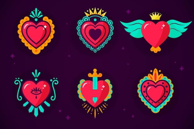 Colección sagrado corazón
