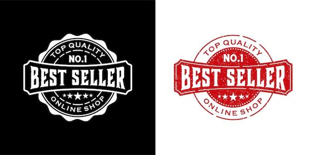 Colección de sellos best seller
