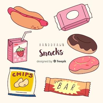 Colección snacks