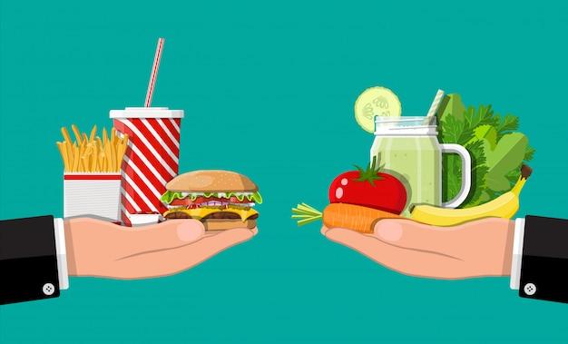 Colesterol graso versus vitaminas alimentos