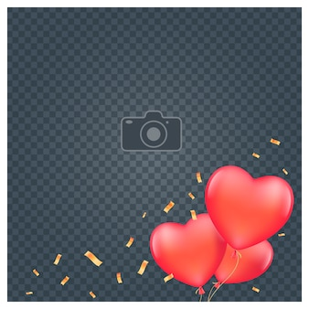 Collage de ilustración de marco de foto