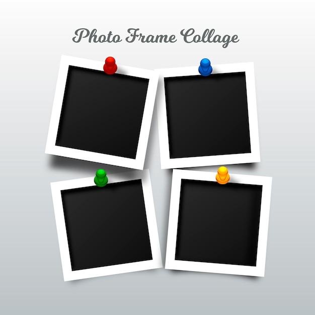Fondos de collage gratis