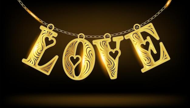 Collar de amor