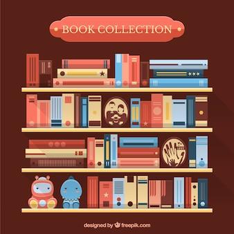 Collección de libros
