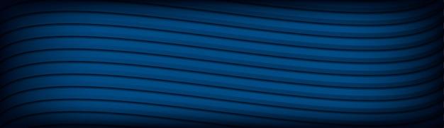 Color del año 2020 o fondo clásico de onda azul