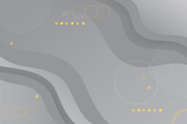 Color del año 2021 fondo gris abstracto