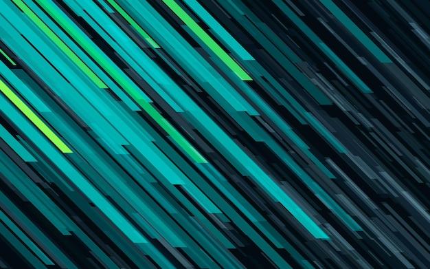 Color de forma azul de fondo diagonal geométrica abstracta